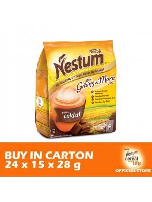 Nestle Nestum 3 in 1 Chocolate 24 x 15 x 28g