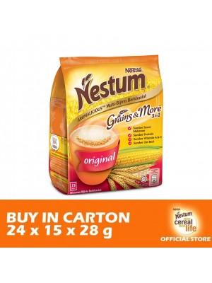 Nestle Nestum 3 in 1 Original 24 x 15 x 28g [Essential]