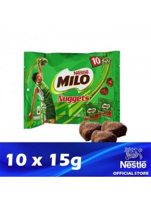Nestle Milo Nuggets Fun Pack 10 x 15g
