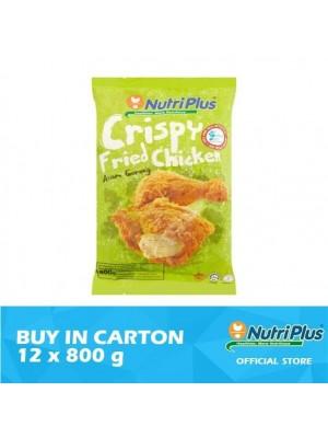 Nutriplus Crispy Fried Chicken 12 x 800g