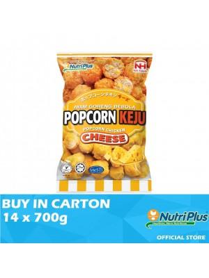 Nutriplus NH Popcorn Chicken Cheese 14 x 700g