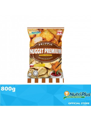 Nutriplus NH Premium Nugget with Spicy Sauce 800g