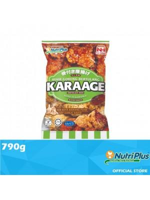Nutriplus NH Soy Garlic Bone In Karaage 790g
