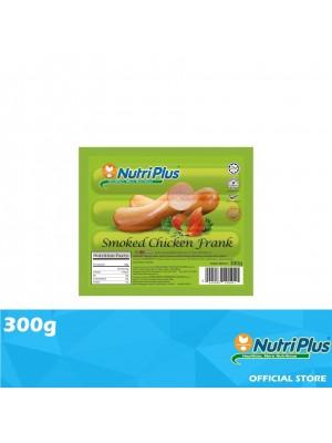 Nutriplus Premium Smoked Chicken Frank 300g