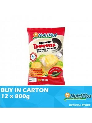 Nutriplus Tempura Spicy Chicken Nugget 12 x 800g