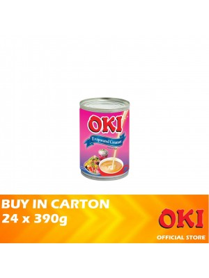 OKI Evaporated Creamer 24 x 390g