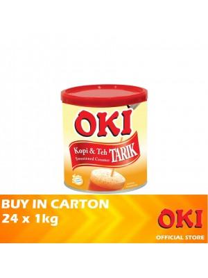 OKI Sweetened Creamer Kopi & Teh Tarik 24 x 1kg