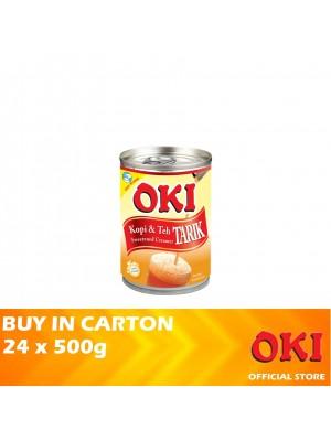OKI Sweetened Creamer Kopi & Teh Tarik 24 x 500g