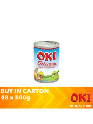 OKI Selection Sweetened Creamer 48 x 500g