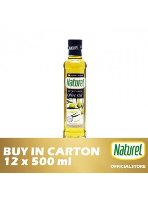 Naturel Olive Oil Extra Virgin 12 x 500ml