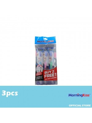Morning Kiss Optimus Spiral (Value Pack) 3pcs