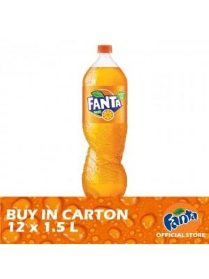 Fanta Orange PET 12 x 1.5L