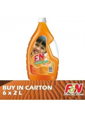 F&N Orange 6 x 2L