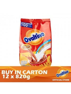 Ovaltine Original Taste 12 x 820g