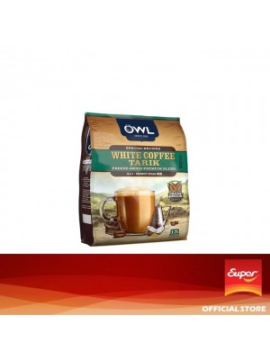 OWL - White Coffee Tarik Coconut Sugar 3 in 1 15 x 36g