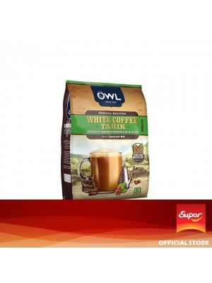 OWL - White Coffee Tarik Hazelnut 3 in 1 15 x 36g