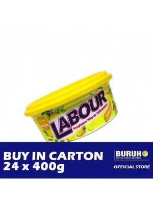 Labour Dishwash Paste - Lemon 24 x 400g