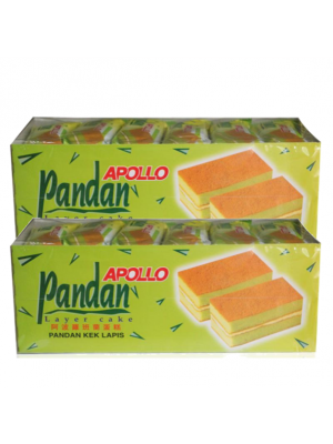 Apollo Pandan Layer Cake 2x24s