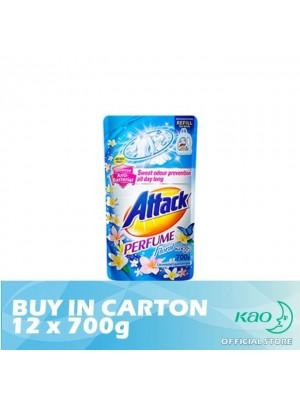 Attack Liquid Detergent Perfume Floral (LATPE) 12 x 700g