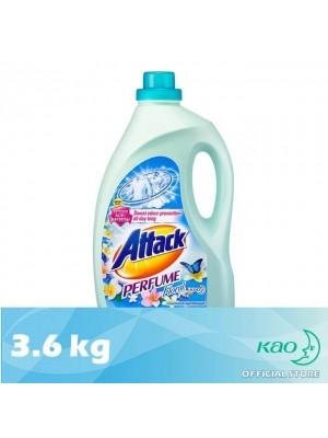 Attack Liquid Detergent Perfume Floral (LATPE) 3.6kg
