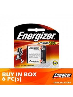 Energizer PH Lithium 6V BP  6pcs