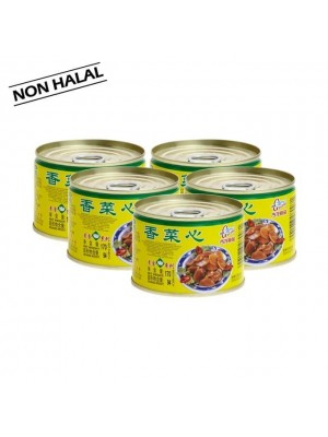 Gulong Pickled Lettuce 5x170g [NON HALAL] [Essential]
