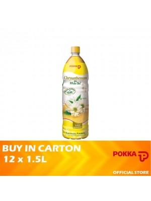 Pokka Chrysanthemum White Tea 12x1.5L