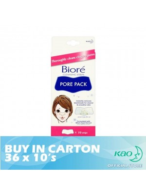 Biore Pore Pack - White Strip 36 x 10's
