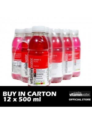 Glaceau Vitamin Water Power-C PET 12 x 500ml