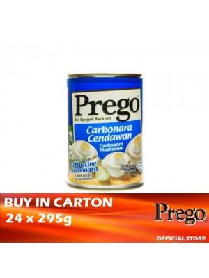 Prego Carbonara Mushroom 24 x 295g