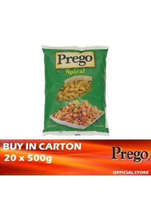 Prego Spiral 20 x 500g [Essential]