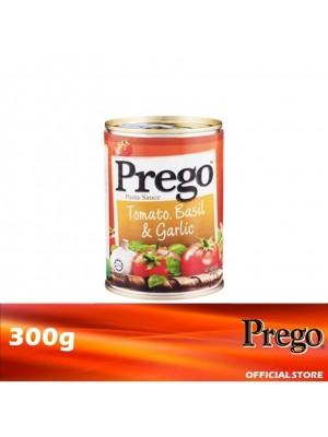 Prego Tomato, Basil  & Garlic Pasta Sauce 300g [Essential]