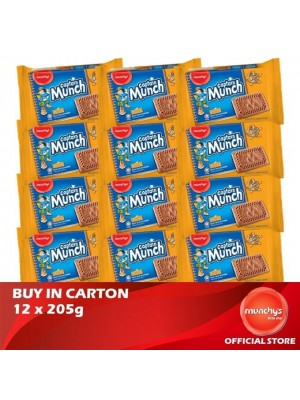 Munchy's Captain Munch Chocolate 12x205g