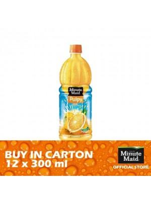 Minute Maid Pulpy Orange PET 12 x 300ml