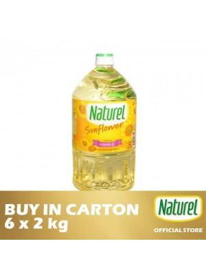 Naturel Pure Sun Flower Oil 6 x 2kg