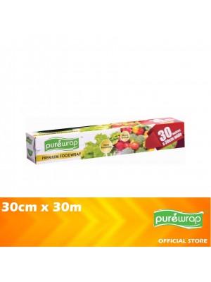 Purewrap Premium Foodwrap 30cm wide x 30m length
