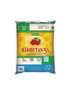 Thai Super Special - Rambutan (Oren 5) 5kg