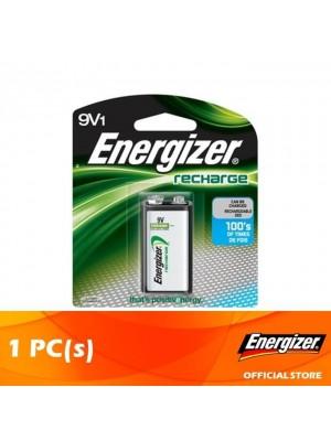 Energizer Recharge 9V 1pc