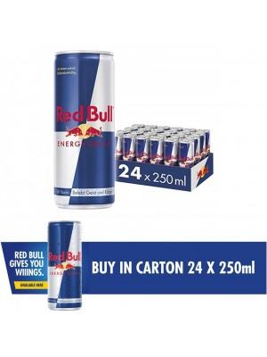 Red Bull Europe Energy Drink 24 x 250ml