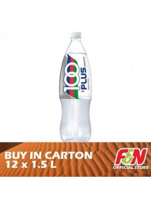 F&N 100 Plus Regular PET 12 x 1.5L [Covid-19]