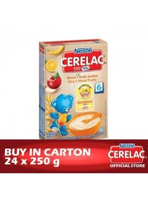 Nestle Cerelac BL FE Rice & Mix Fruit 24 x 250g
