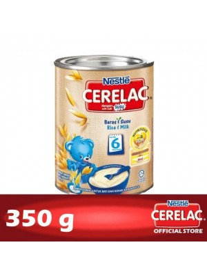 Nestle Cerelac BL FE Rice & Milk 350g