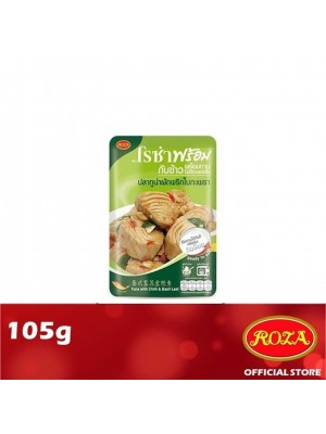 ROZA Prompt - Tuna With Chilli & Basil Leaf 105g