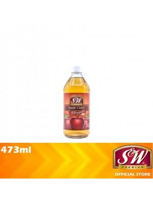 S&W Apple Cider Vinegar 473ml