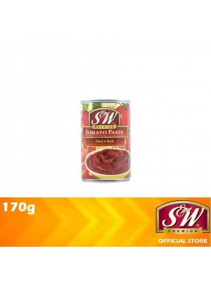 S&W Tomato Paste Thick & Rich 170g
