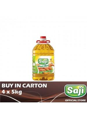 Saji Cooking Oil 4 x 5kg [Essential]