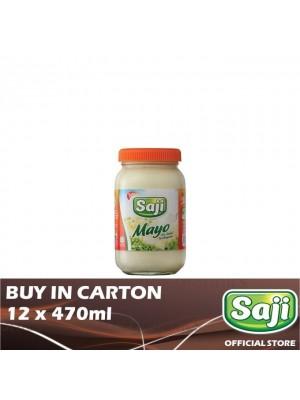 Saji Mayo 12 x 470ml
