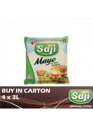Saji Mayo 4 x 3L