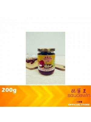 Saucewin Sambal Chilli Shrimp with Garlic 200g