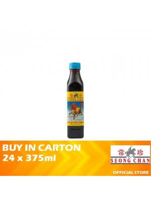 Seong Chan Unicorn Dark Soy Sauce 24 x 375ml